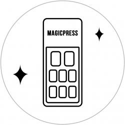 MAGIC PRESS (เล็บปลอม)