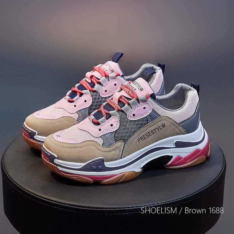 #รองเท้าผ้าใบแฟชั่น Sport