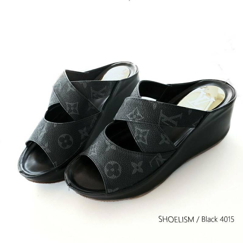 #รองเท้าเตารีด #พื้นเตี้ย