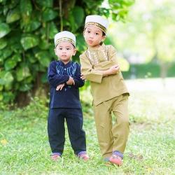 เด็กชาย อิสลาม มุสลิม