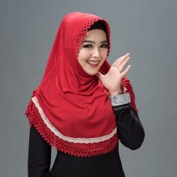ผ้าคลุมผม แฟชั่น มุสลิม