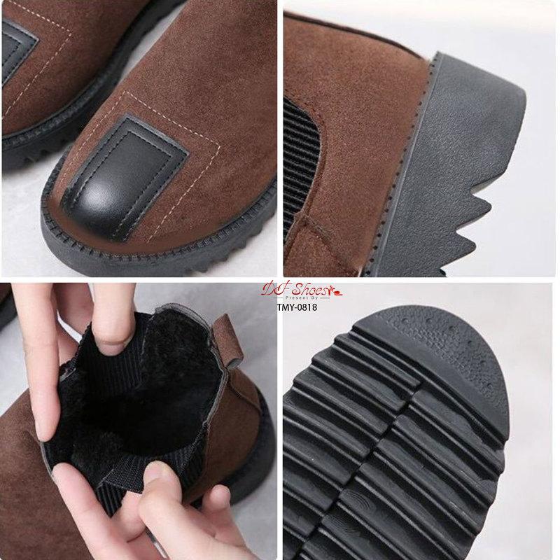 G5 รองเท้าบูทสั้นนำเข้า
