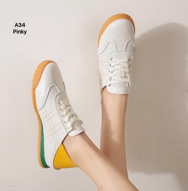 รองเท้าผ้าใบ A34