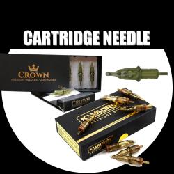 CARTRIDGE NEEDLE-เข็มสปริง