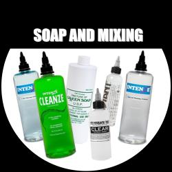 SOAP AND MIXING-สบูและน้ำยามิ๊กซ์